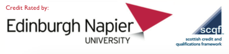 Credit Rated by Edinburgh Napier University